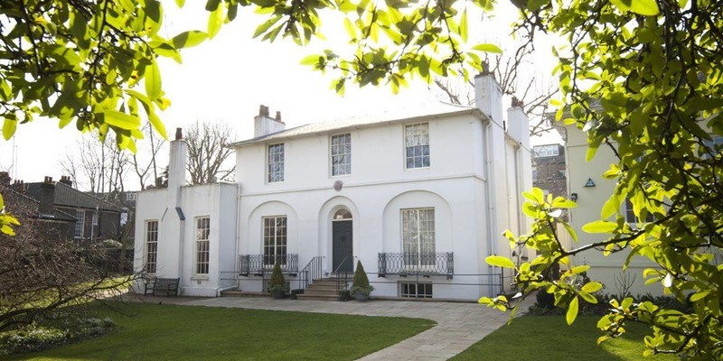 Keats House, host of the 2019 Archives for London Summer Soirée